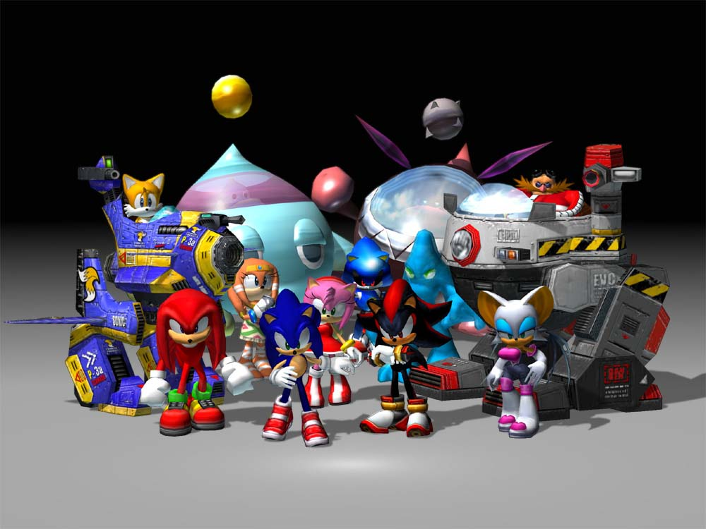 Sonic Adventure 2 Battle (1)